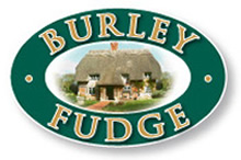 Logo Burley Fudge Shop