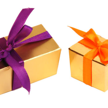 Wedding Favour & Corporate Gift Fudge Boxes