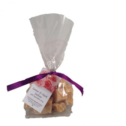 Wedding Favour Fudge