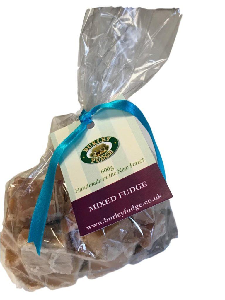 Fudge Gift Bag 600g